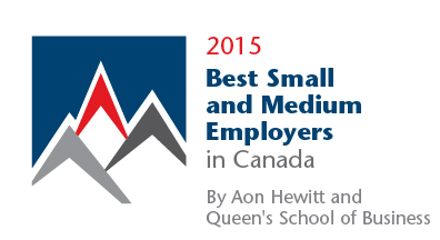 Montreal-based Vigilant Global claims spot among the 2015 top 50 best small to medium-sized employers in Canada