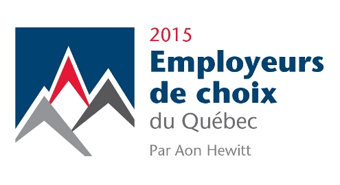 Vigilant Global named one of the top employers in Quebec for 2015