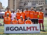 Vigilant Global plays in charity soccer tournament Goal Montreal for the fourth year