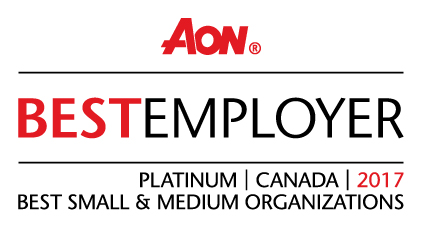 Vigilant Named One of Canada's Best Small & Medium Employers for 2017