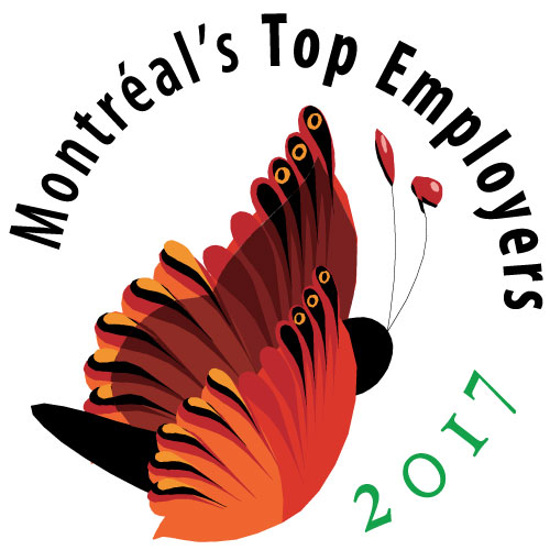 Mediacorp announces Vigilant as one of Montreal's Top Employers for 2017